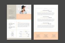 Resume 1.0 - A4 Keynote Format