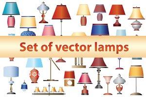 Vector lamps
