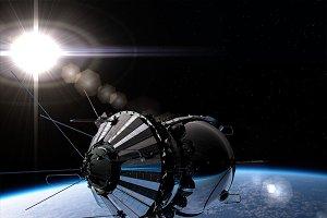 Russian Spaceship Vostok 1