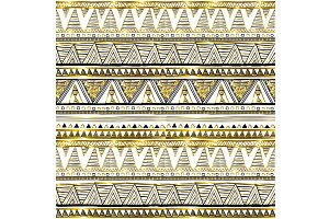 patterns Ethnic seamless vector