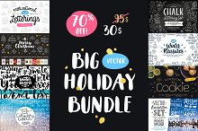 70% off! BIG HOLIDAY BUNDLE!