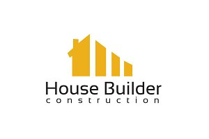 House Builder Logo Template