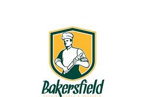 Bakersfield Premium Cakes Logo