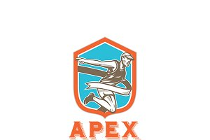 Apex Energy Drink Logo