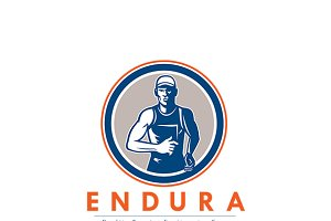 Endura Running Gear Logo