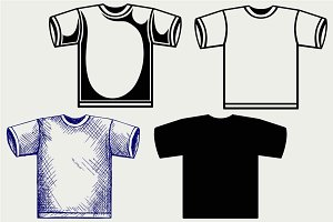 T-shirt design SVG