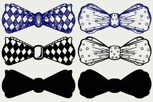 Bow tie SVG