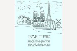 Travel to Paris