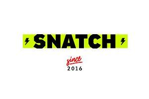 Snatch - 50% off