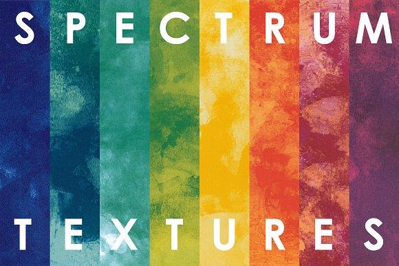 Spectrum Textures