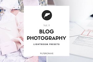 Blogger Lightroom Presets Vol. III