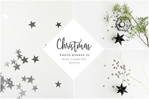 Christmas Styled Photo Bundle #02