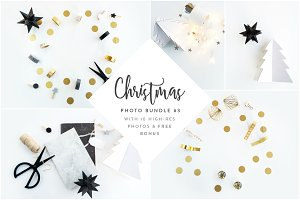 Christmas Photo Bundle #3 with BONUS