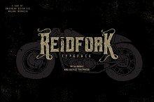 Reidfork & Bonus + Textpress