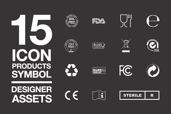 Designer Assets Vol1 Icon Symbol