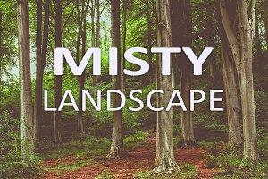 10 Misty Landscape Presets