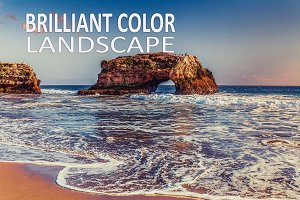 10 Brilliant Color Landscape Presets