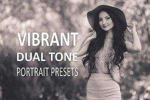 9 Vibrant Dual Tone Matte Portraits
