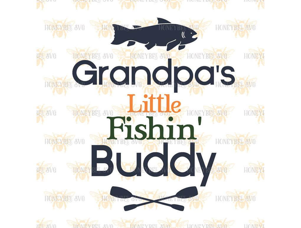 Download Grandpa S Little Fishin Buddy Creative Daddy