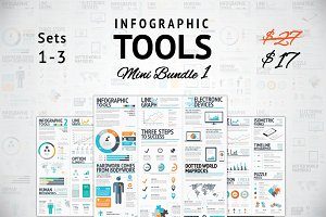 Infographic Tools Mini Bundle #1