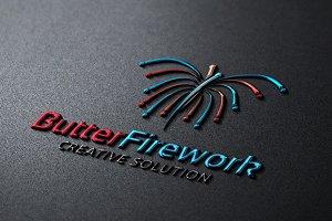 Butter Firework Logo