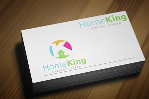 Home King Logo