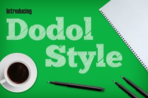 Dodol Font