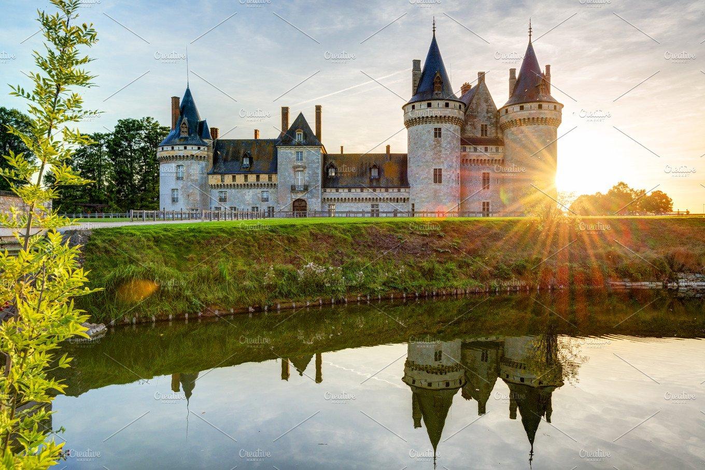 The chateau of sully sur loire architecture photos for Clair logis sully sur loire