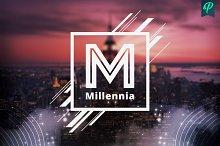 5 Modern Typography Logo Templates