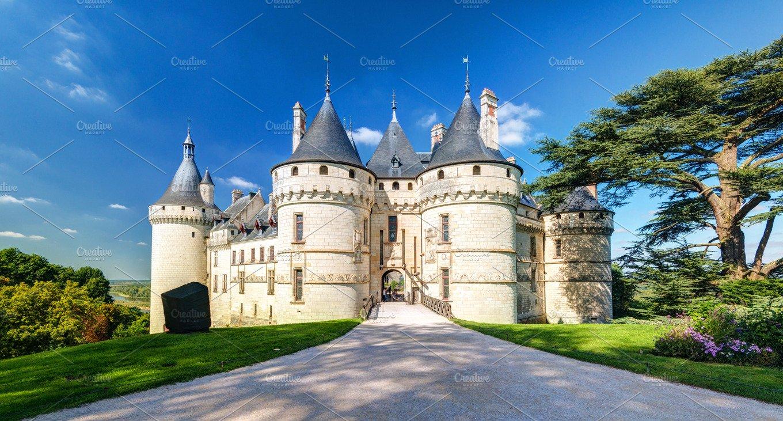 Chateau de chaumont sur loire architecture photos - Chateau de chaumont sur loire jardin ...