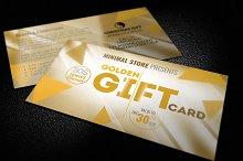 Minimal Store Gift Card