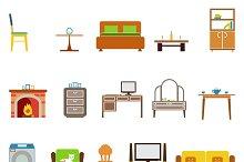 Flat Furniture