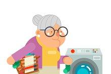 Household Granny set