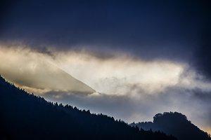 Mystic and Atmospheric Sunrise