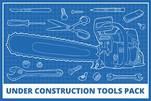 Under Construction Tools Pack