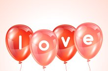 Happy Valentine day greeting cards.