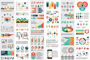 Marketing Infographic Elements