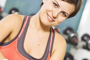 gym portrait