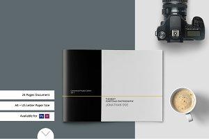 Portfolio / Photobook