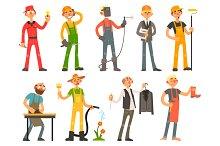 Men Profession