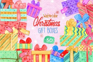 60% off Christmas Gift Boxes