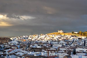 old village of Antequera, Spain