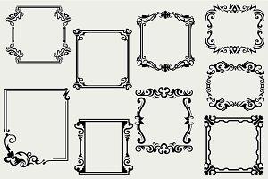 Vintage frames 14