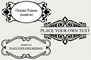 Vintage frames 20
