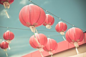 Chinese Paper Lanterns