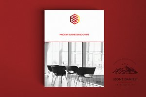 Red - Business Brochure