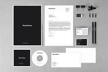 Branding identity MockUps + Template