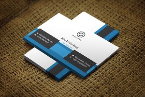 Avori Business Card Template