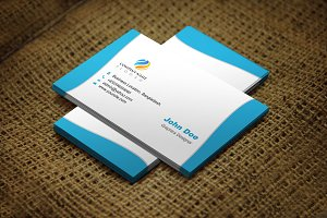 Blorin Business Card Template