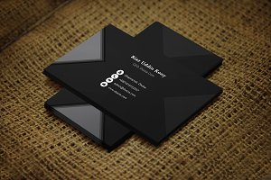 Blorio Business Card Template